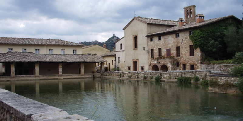 The Most Beautiful Thermal Baths In Tuscany Podere Salicotto
