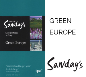 green europe sawdays
