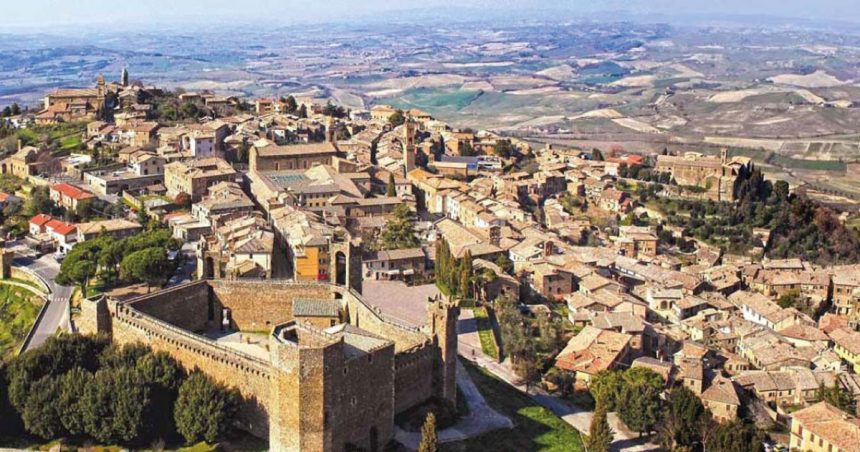 Visit, taste and contemplate Montalcino