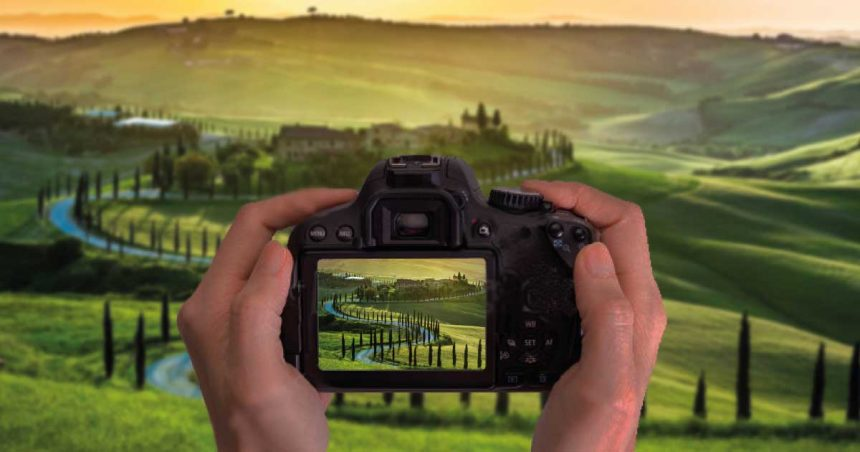 The 7 most photographed spots of the Crete Senesi