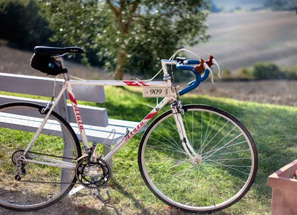 Cycling routes in Tuscany: on the Eroica roads