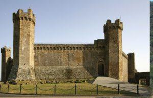 Visitare Montalcino Fortezza
