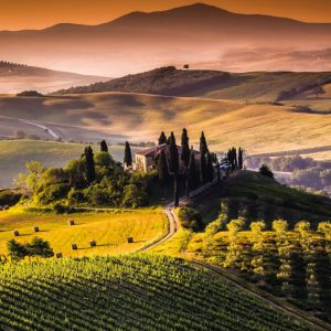10 must-see places in Val d'Orcia