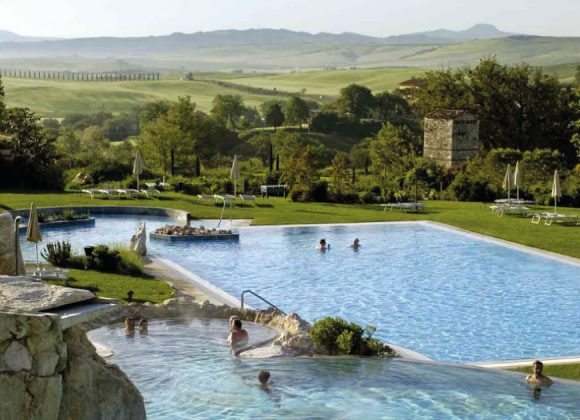 The most beautiful thermal baths in Tuscany
