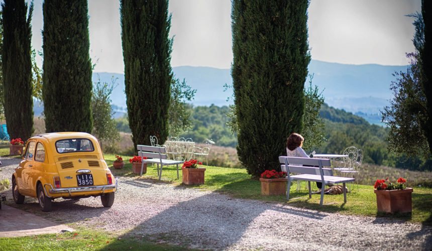 SLOW TRAVEL IN TOSCANA