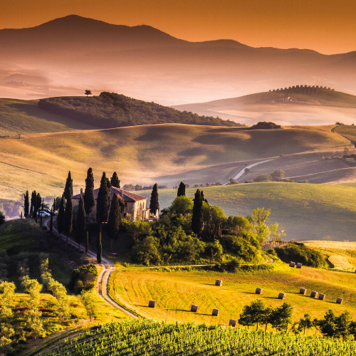 photo tour tuscany
