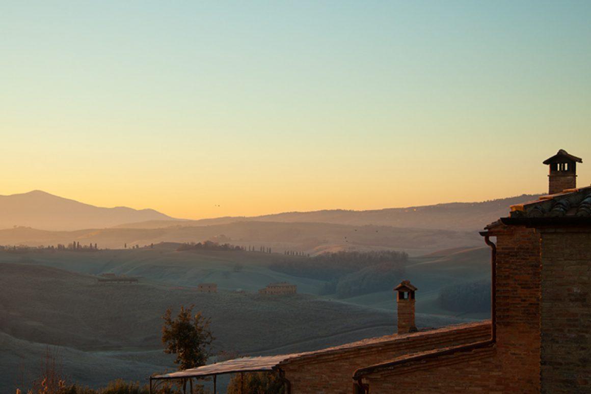 Ritina, hill view
