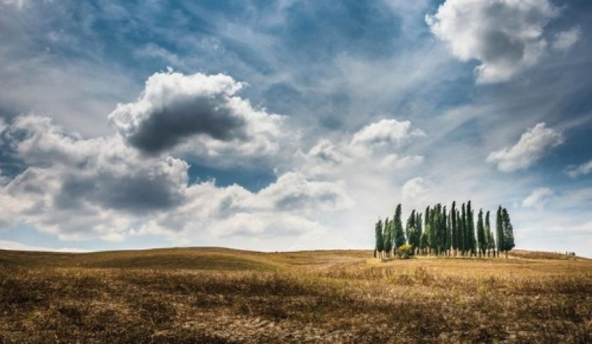 The 5 most photographed spots in the Val d'Orcia
