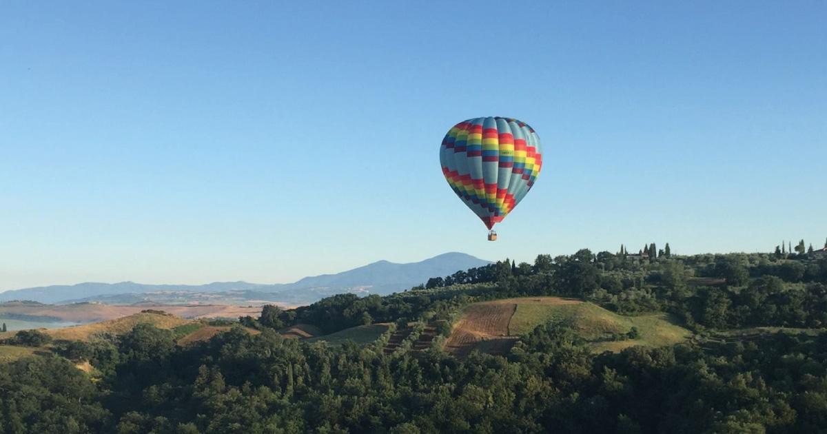 tuscan experience balloning