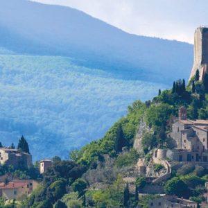 The Rocca di Tentennano