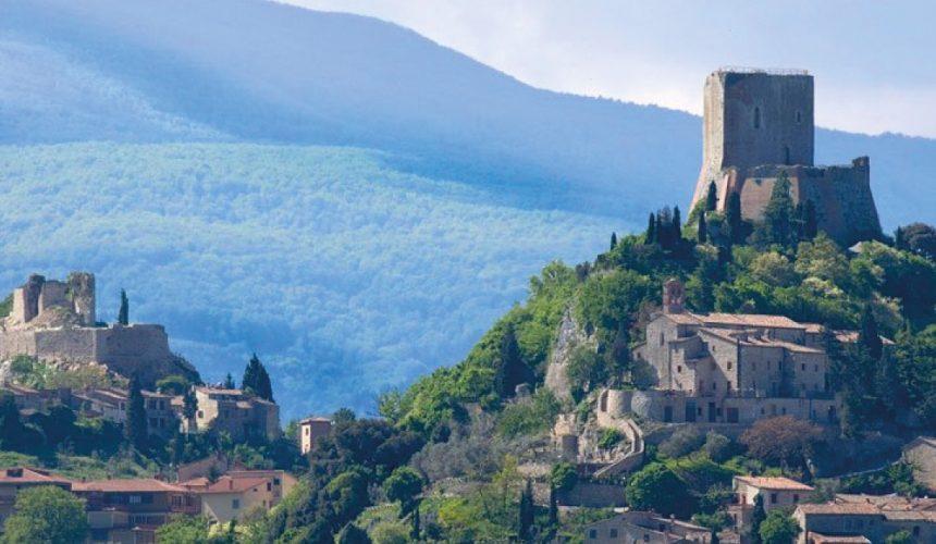 La Rocca di Tentennano