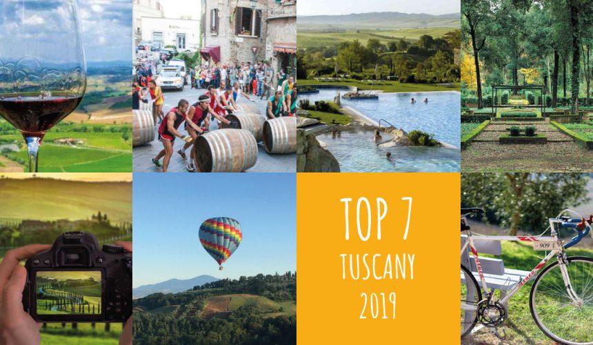 7 Cose da fare in Toscana nel 2019