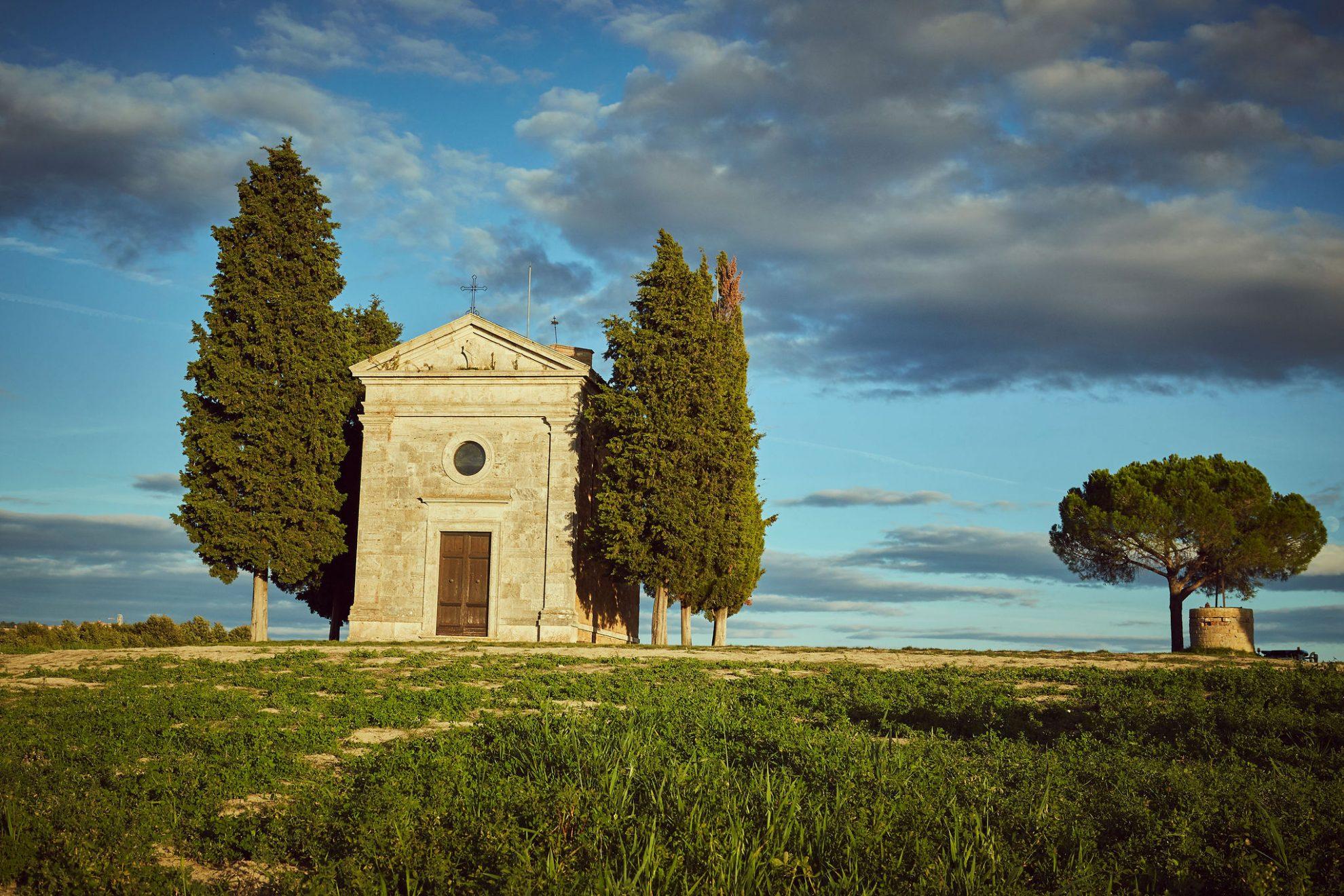 4 Itinerari Slow in Toscana tra Val d'Orcia e Crete Senesi ...